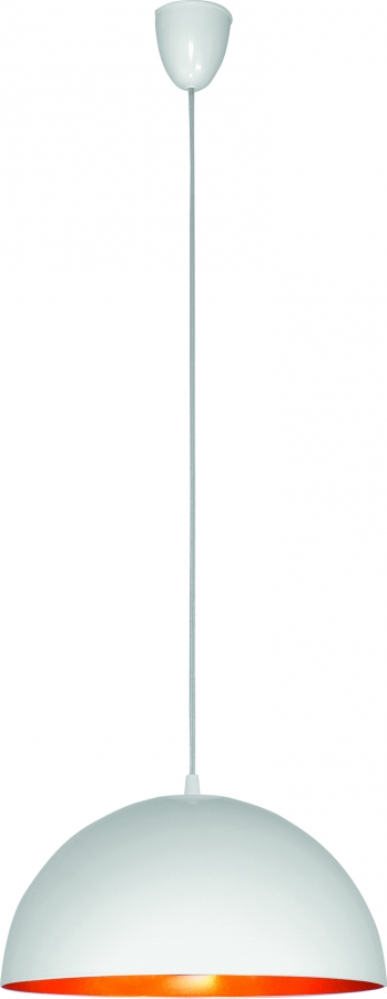 HEMISPHERE WHITE-GOLD 4893, h=120 cm