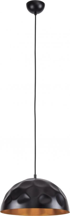 HEMISPHERE HIT BLACK-GOLD 6777, h=120 cm