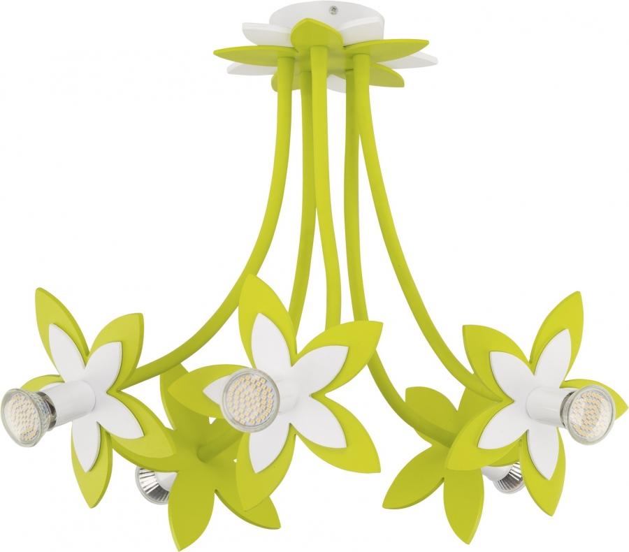 FLOWERS GREEN V 6901, h=50 cm