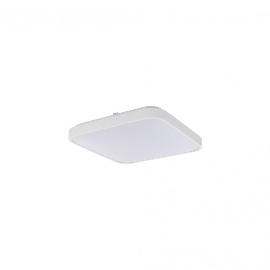 AGNES SQUARE LED 16W WHITE 8112, 16W, 3000K