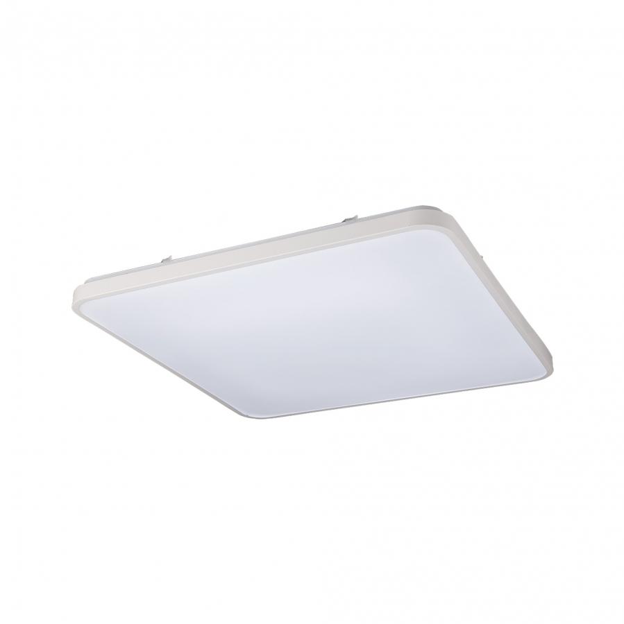 AGNES SQUARE LED 64W WHITE 8114, 64W, 3000K