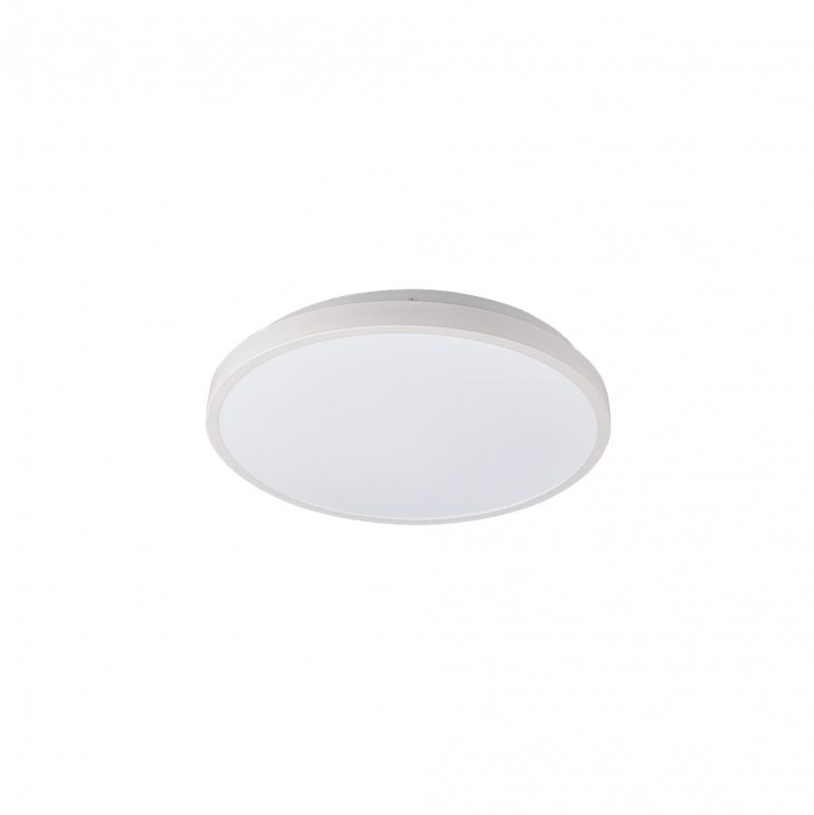 AGNES ROUND LED 22W WHITE 8186, 22W, 4000K