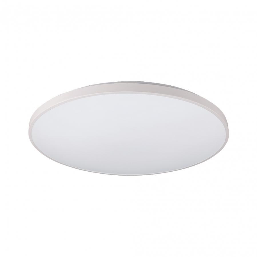 AGNES ROUND LED 64W WHITE 8188, 64W, 4000K