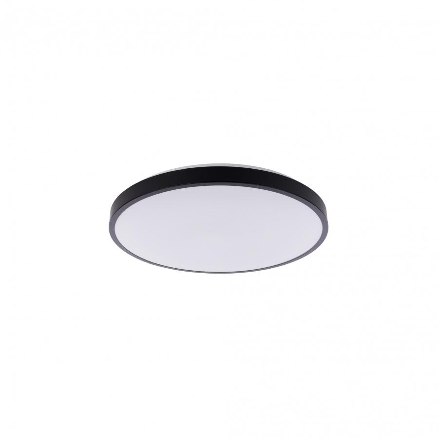 AGNES ROUND LED 22W BLACK 8204, 22W, 3000K
