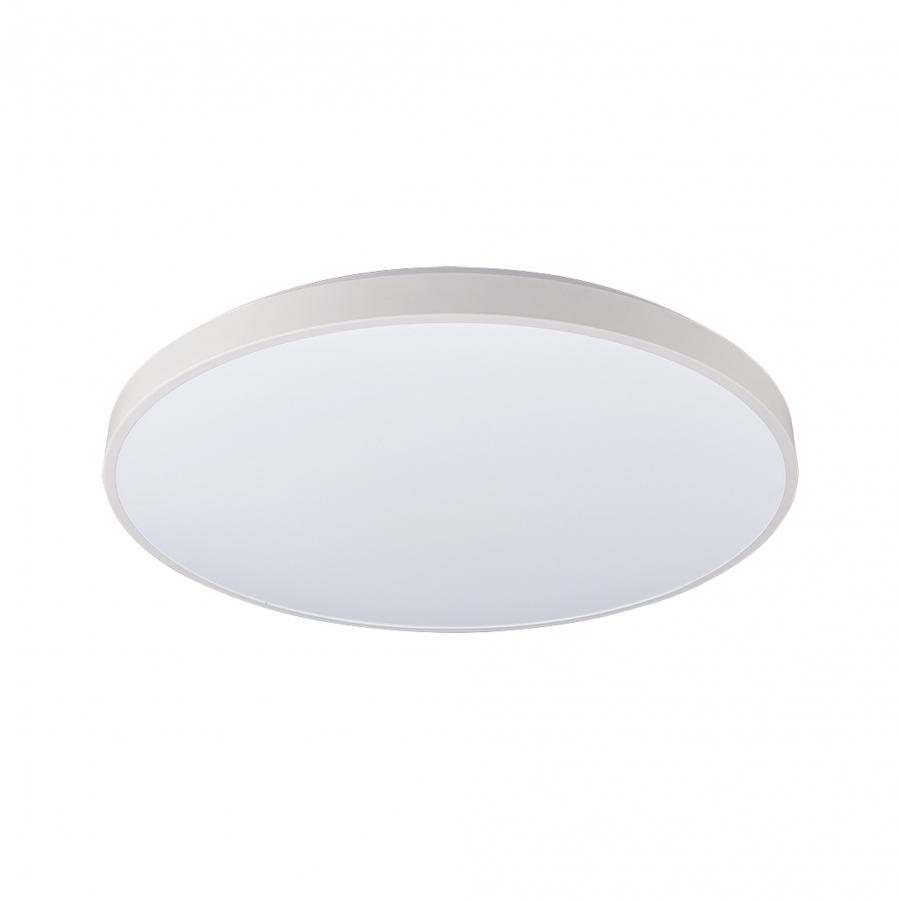 AGNES ROUND LED 32W WHITE 8208, 32W, 3000K