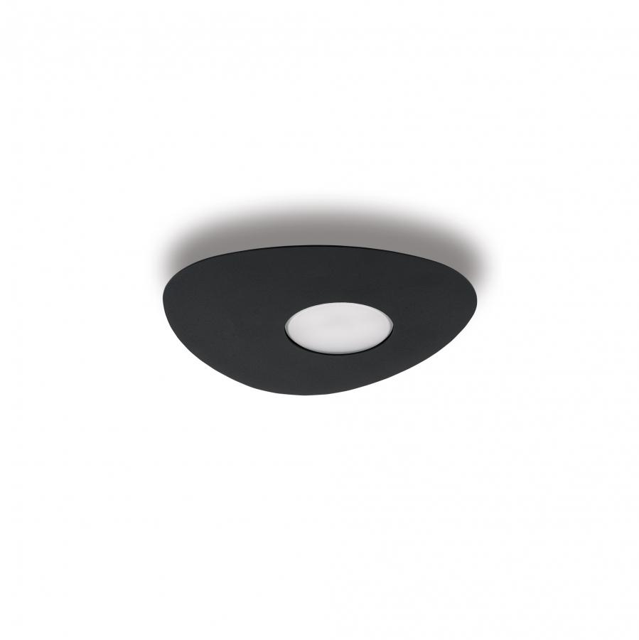 ORGANIC BLACK I 8303, h=2.75 cm