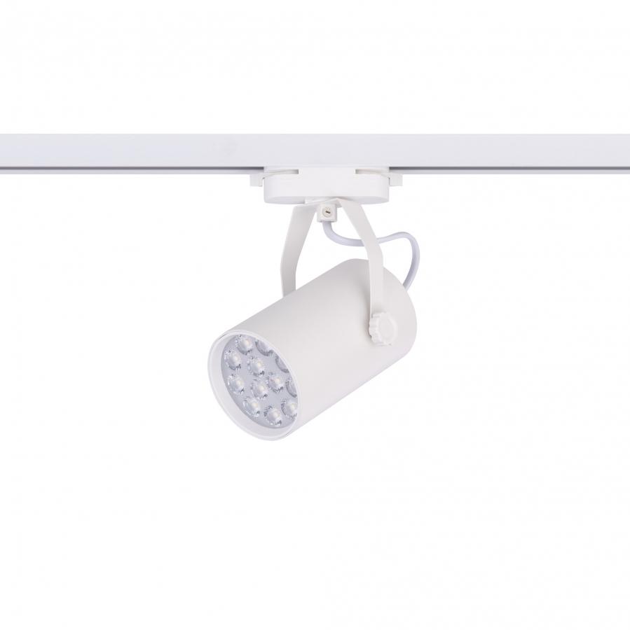 PROFILE STORE PRO LED WHITE 12W, 4000K 8320, h=19.6cm