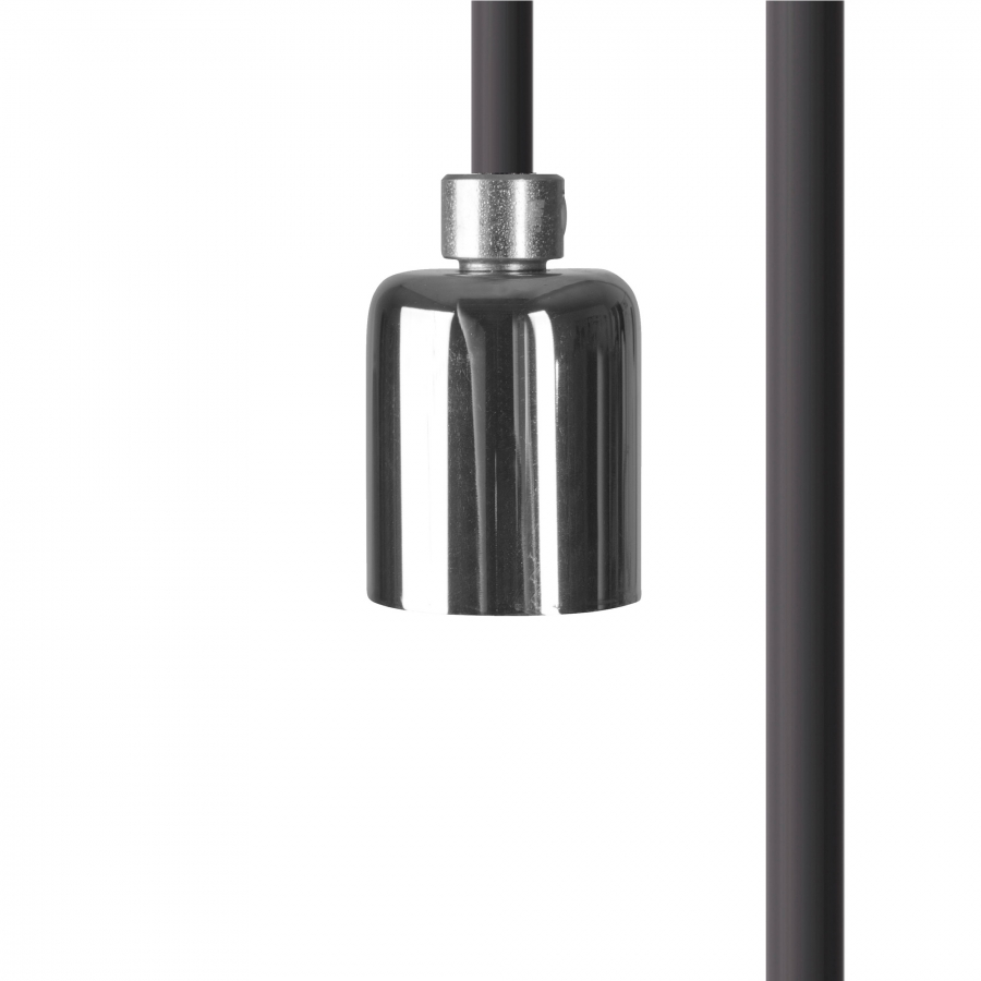CAMELEON CABLE GU10 BL/CH 8630, h=500 cm