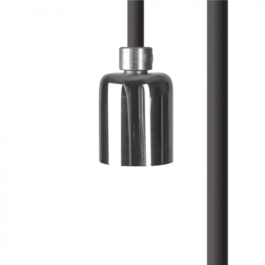 CAMELEON CABLE GU10 BL/CH 8635, h=150 cm