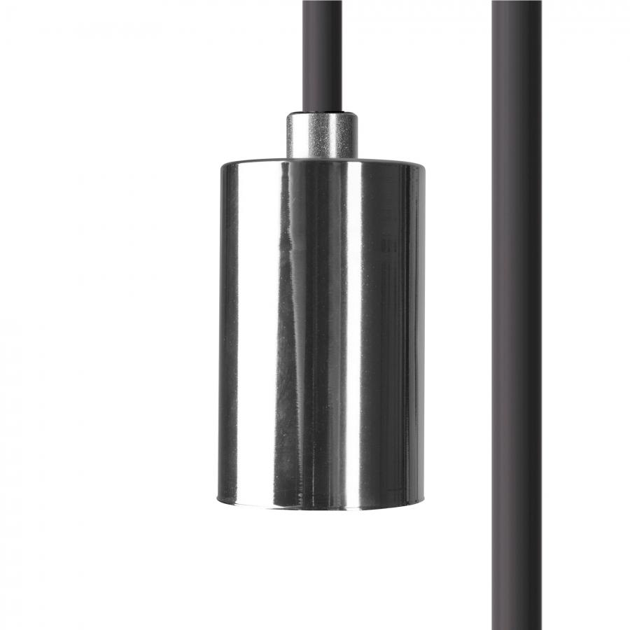 CAMELEON CABLE E27 BL/CH 8658, h=150 cm