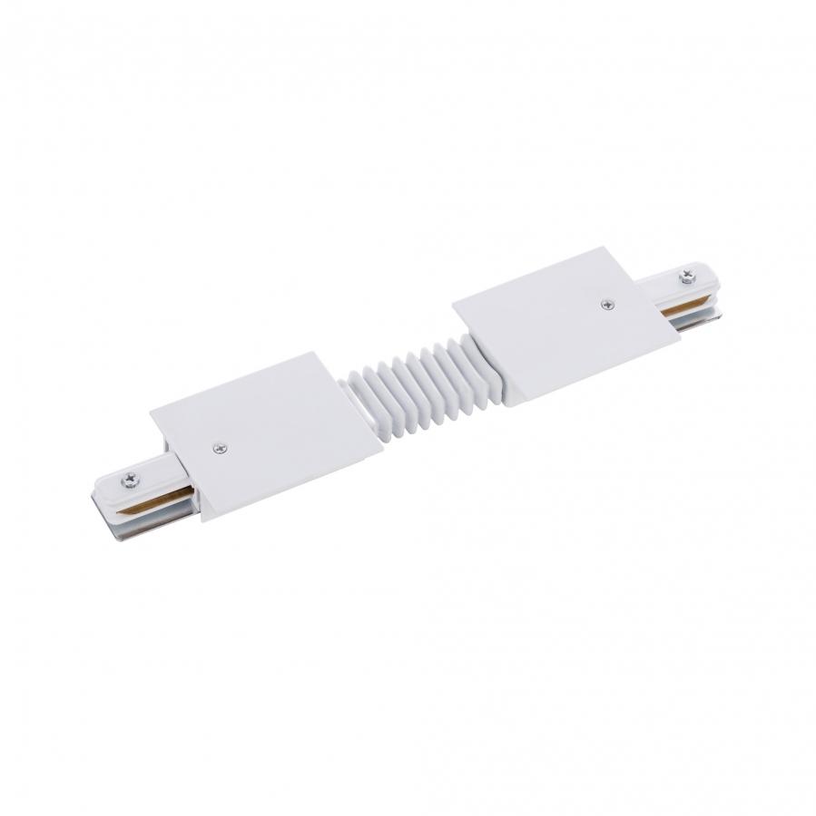 CTLS RECESSED POWER FLEX CONNECTOR WHITE 8676