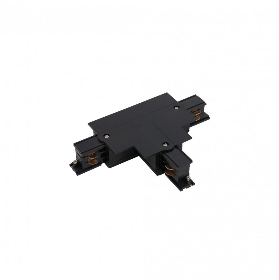 CTLS RECESSED POWER T CONNECTOR , RIGHT 2 (T-R2) BLACK 8682