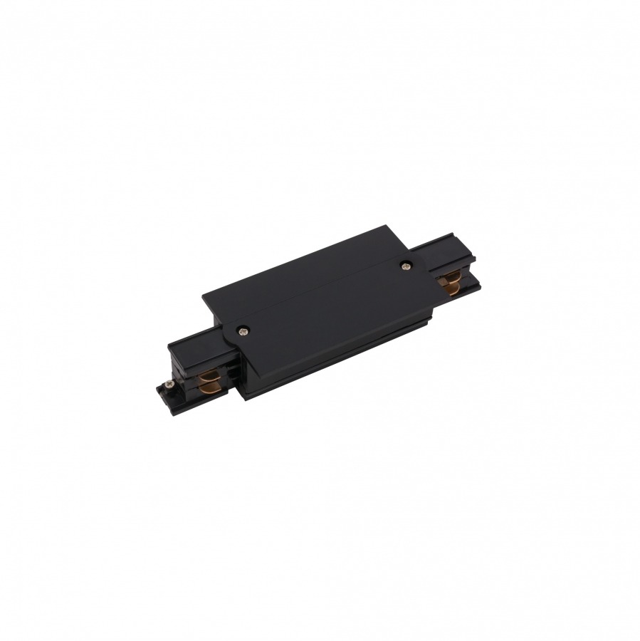 CTLS RECESSED POWER STRAIGHT CONNECTOR BLACK 8685
