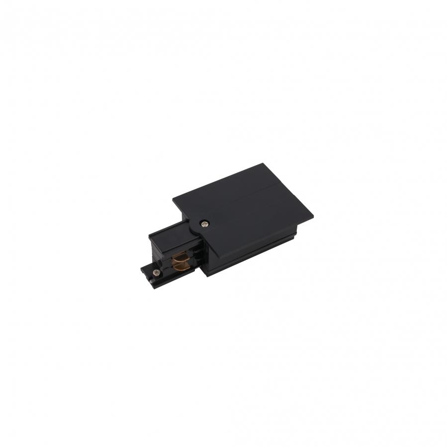 CTLS RECESSED POWER END CAP RIGHT ( PE-R ) BLACK 8690