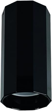 POLY BLACK 8876, h=12 cm