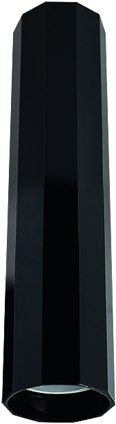 POLY BLACK 8878, h=25 cm