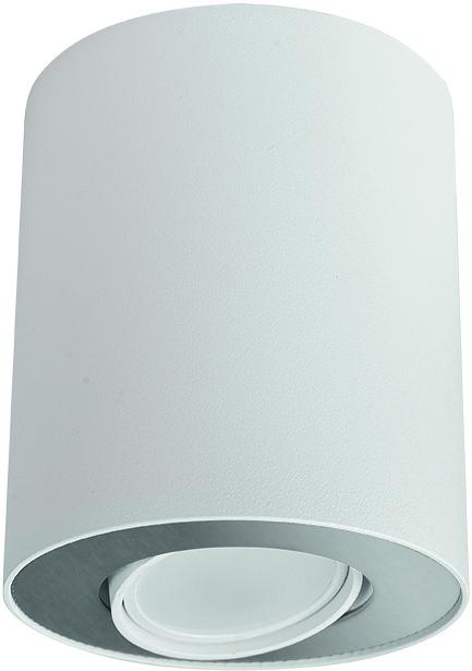 SET WHITE/SILVER 8897, ø=10 cm