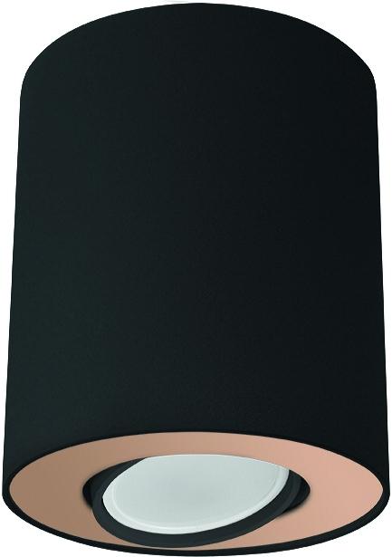 SET BLACK/GOLD 8901, ø=10 cm