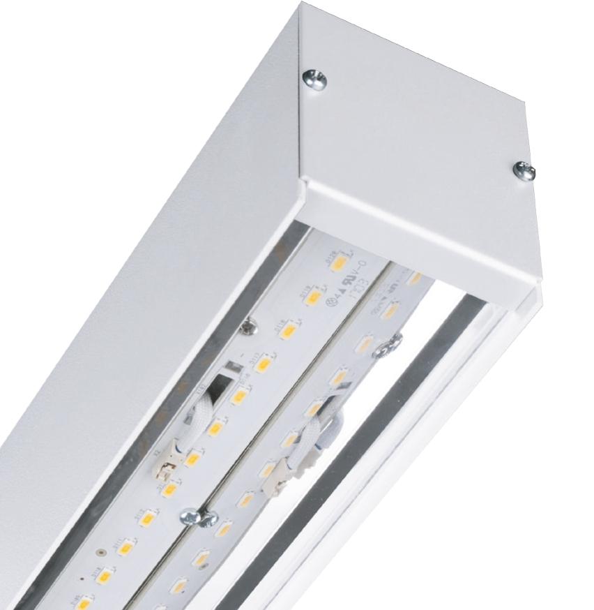 HALL LED WHITE 9466, 4000K, 5200lm, 50 000h
