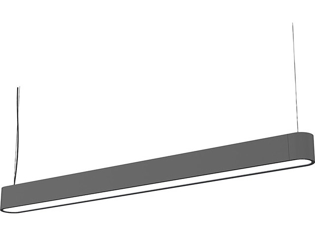 SOFT LED GRAPHITE 120X6 9543, 3000K, 2000-2100lm, 25 000h, h=120 cm