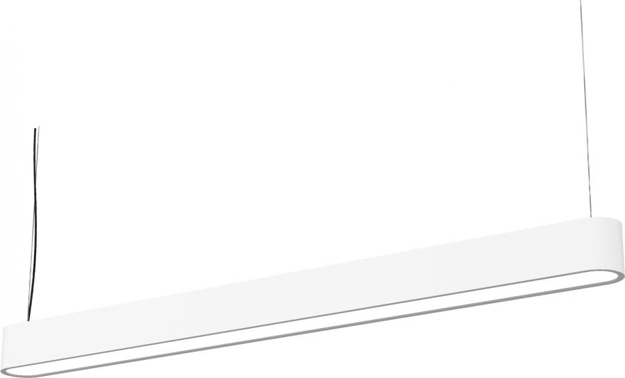 SOFT LED WHITE 120X6 9547, 3000K, 2000-2100lm, 25 000h, h=120 cm