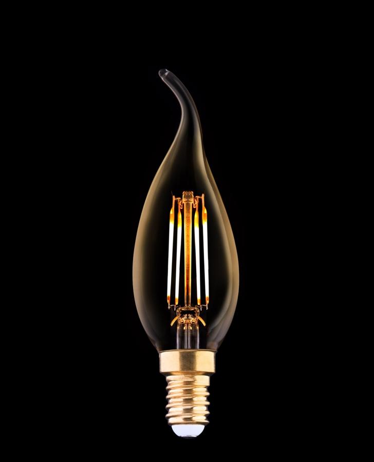 BULB VINTAGE LED 9793, 2200K, 360lm, 15 000h