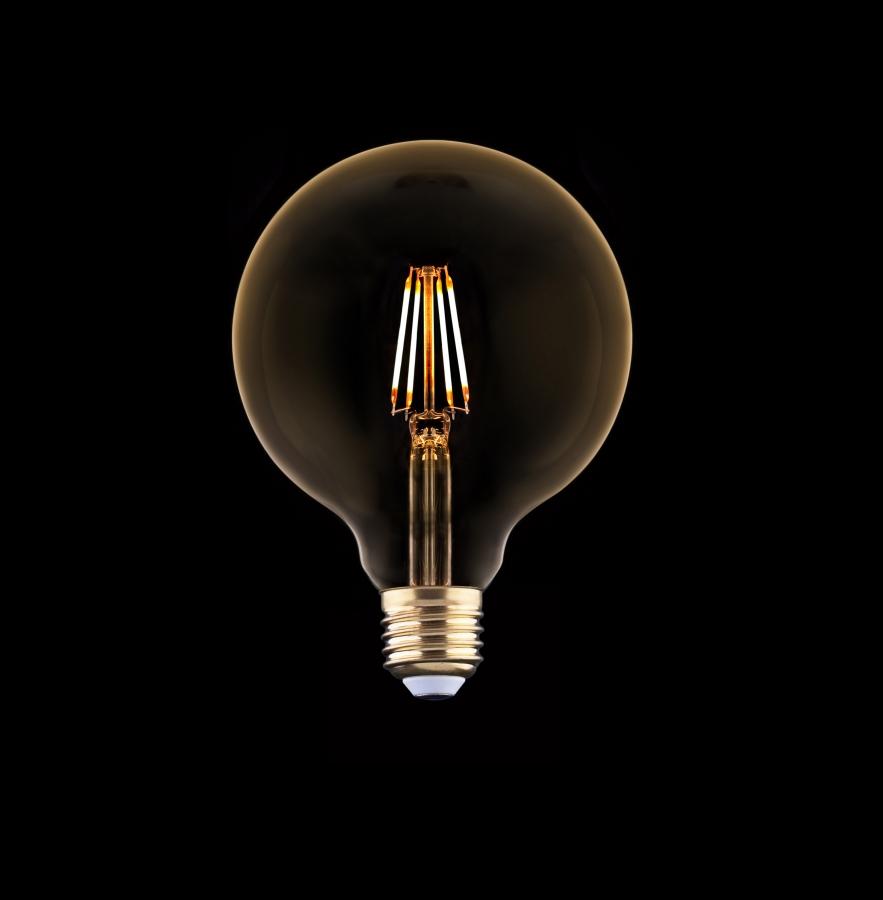 BULB VINTAGE LED 9797, 2200K, 360lm, 15 000h